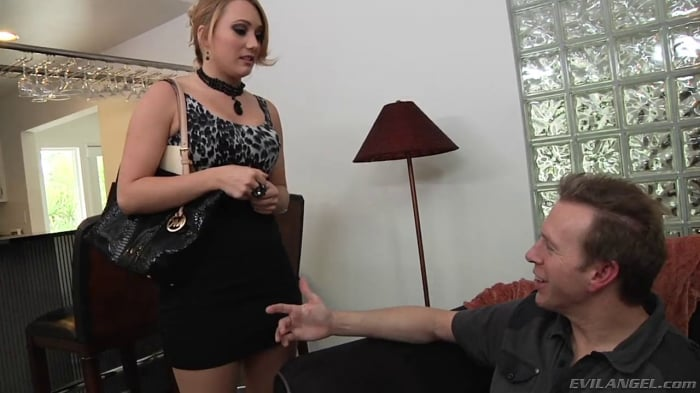 AJ Applegate in Gasp, Gag And Gapes 3