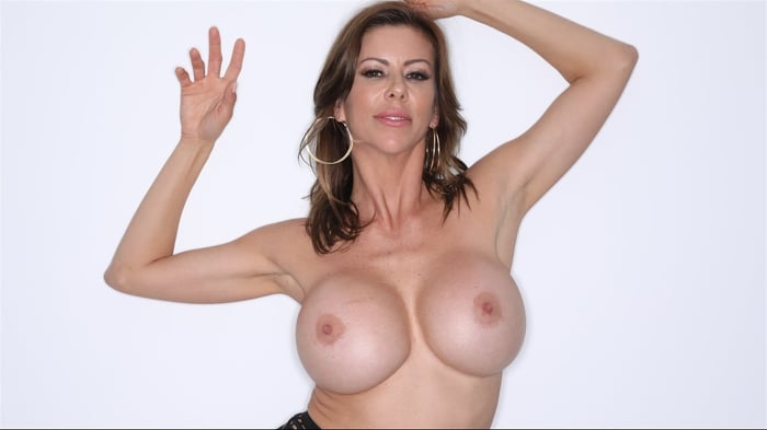 Alexis Fawx in Artcore: Centerfolds