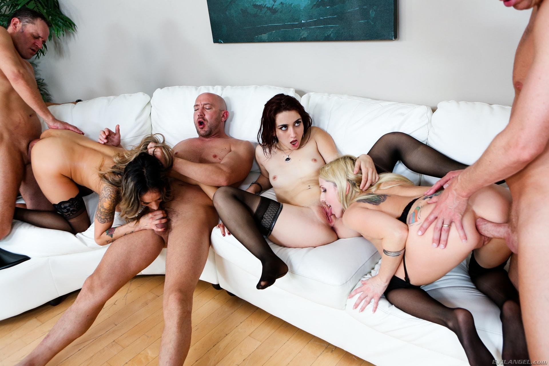 Bbw group sex porn pics
