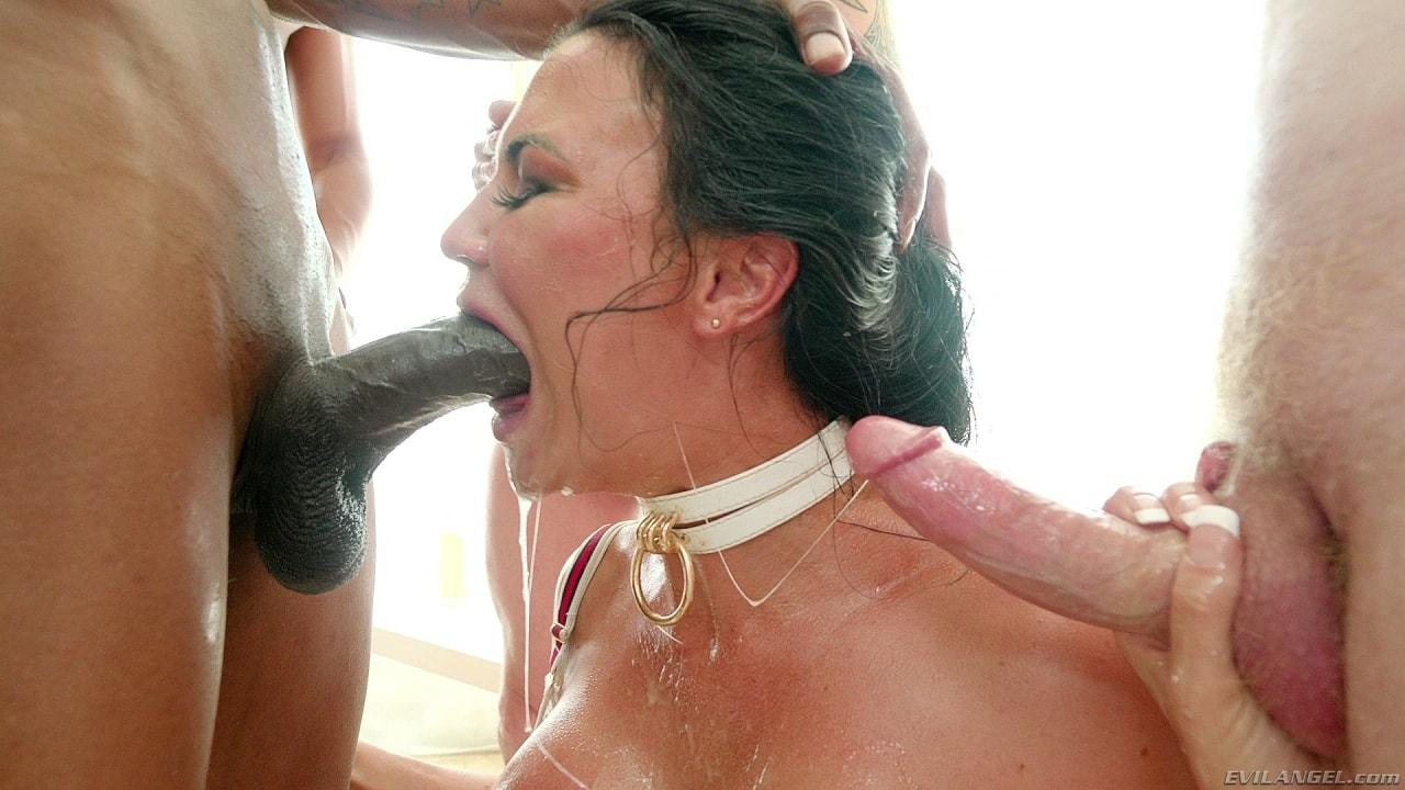 Big Tit Asian Deepthroat Porn