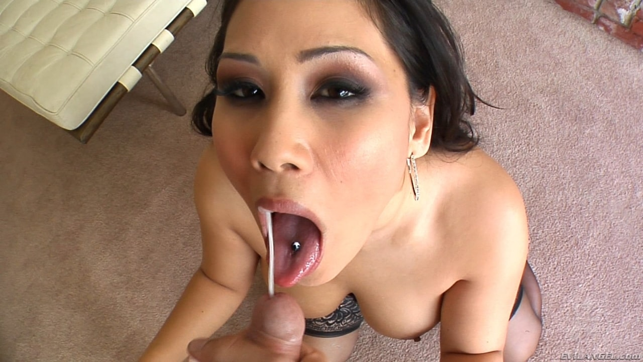 Asa Akira Ass Licking