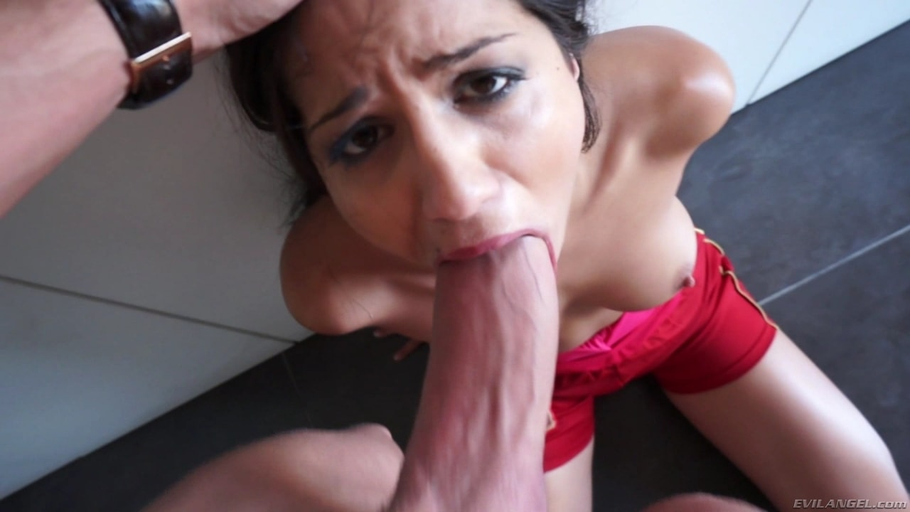 Prada Xxx Performing Oral And Getting Smacked By Her Lover Free Sex