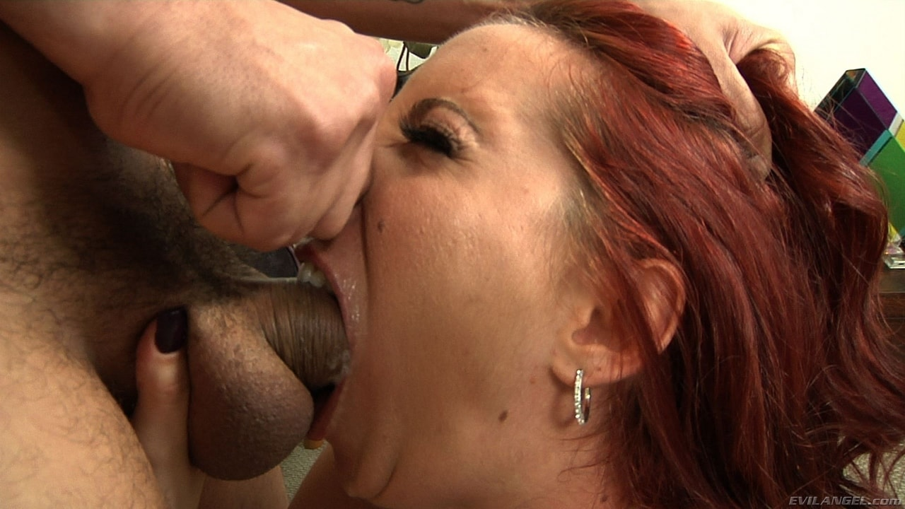 Throat Fuck And Pissing Inside Hot Teenage